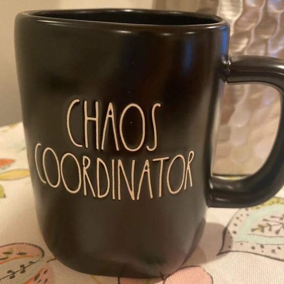 2/$26 Rae Dunn Mug Chaos Coordinator